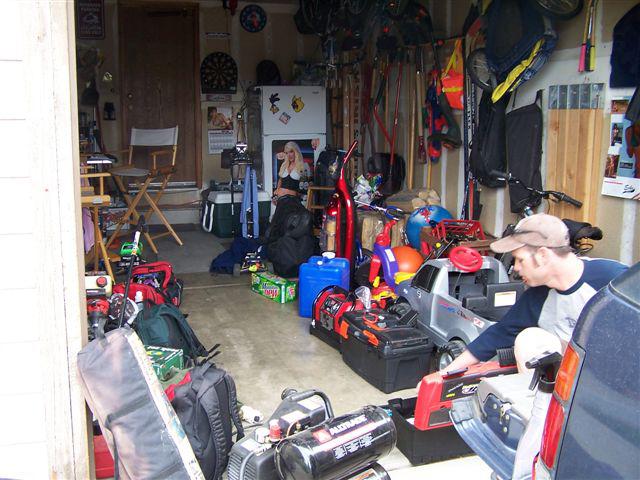 The geek garage